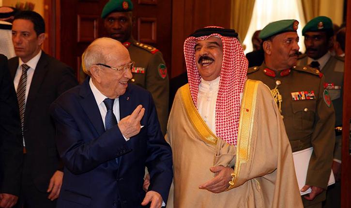الباجي في البحرين