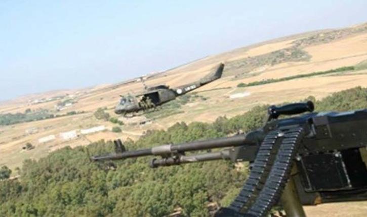الجيش الوطني قصف