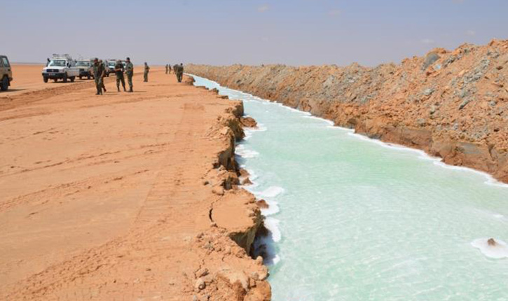 الحدود ليبيا تونس