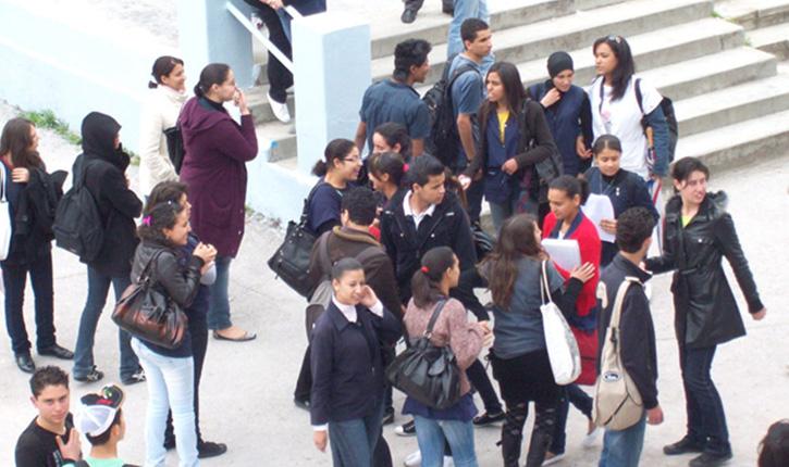 تلاميذ مدارس