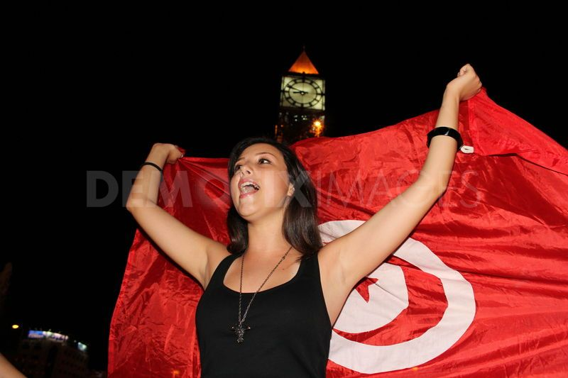 tunis demo vvv