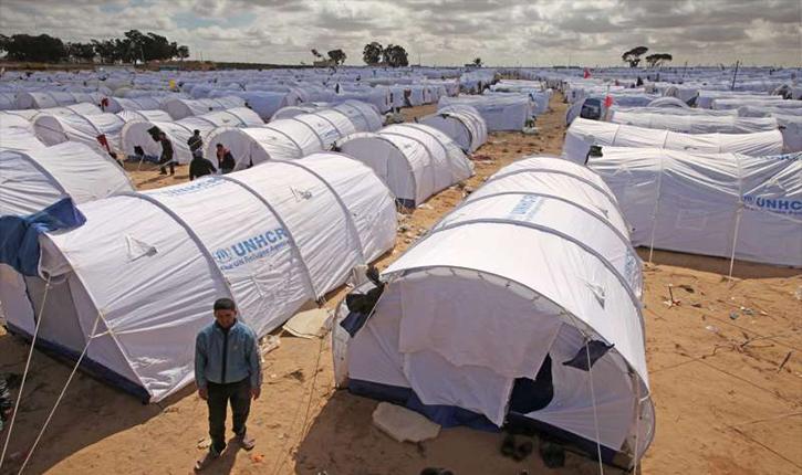مخيم بن قردان
