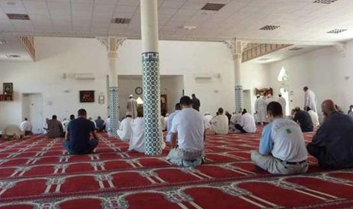 المساجد