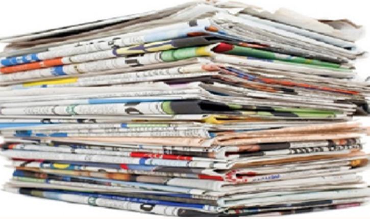 الصحافة الكتوبة