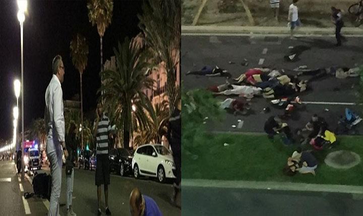 فرنسا اعتداءات