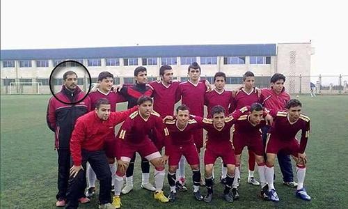 لاعب سوري