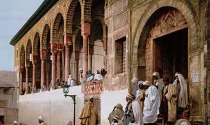 مسجد تونسي