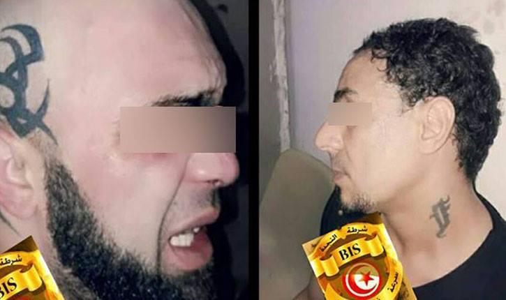 أنباء تونس  تونس-حي هلال :  شعشوع  و  ولد فضيلة  زعيما البراكاجات في قبضة الأمن - أنباء تونس