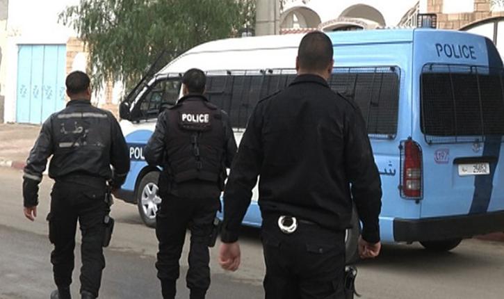 تونس : اصابة أمني في حادث اصطدام سيارة بدورية أمنية - أنباء تونس