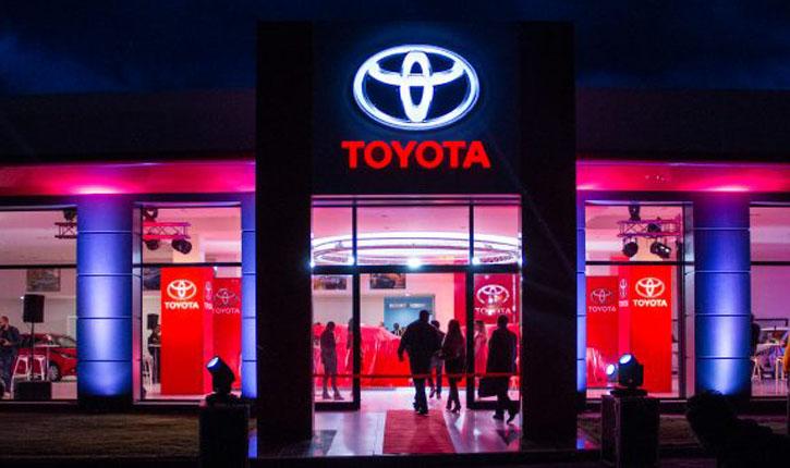 سوسة: تويوتا تطلق سيّارتها الجديدة  سي اتش ار  (صور) - أنباء تونس