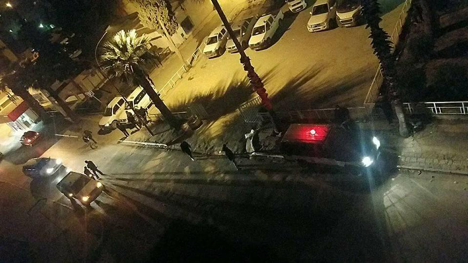 وزارة الداخلية: عناصر إرهابيّة تسعى لإستغلال الإحتجاجات الليليّة - أنباء تونس