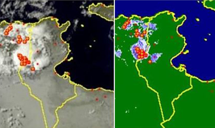 إمكانية حدوث تسونامي في تونس المعهد الرصد الجوي يوضح
