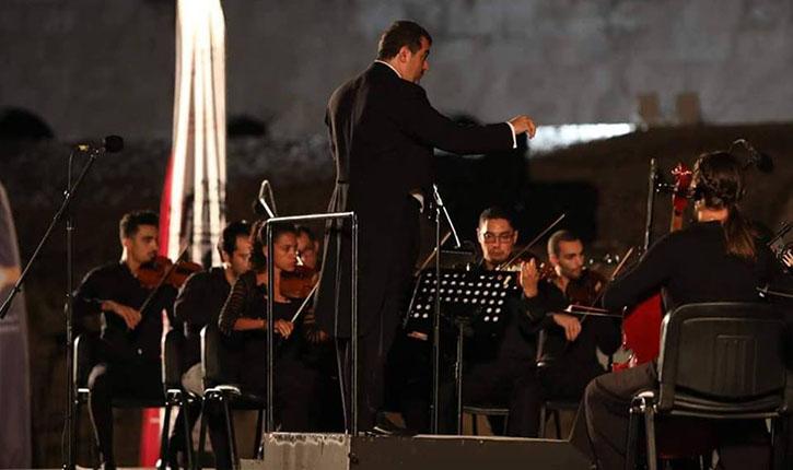 في مهرجان الجم: الأوركسترا السيمفوني التونسي يبدع مجدّدا (صور)