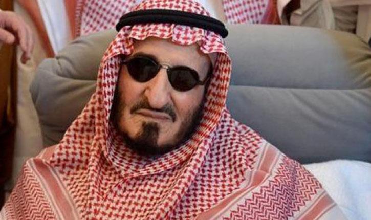 وفاة الأمير بندر بن عبدالعزيز شقيق الملك سلمان عن 95 عام ا
